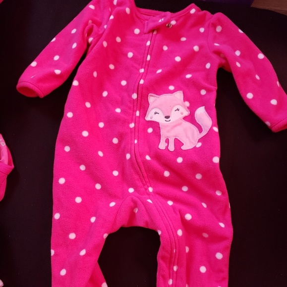 Baby One-Piece Garment Giraffe Thermal Clothing Child Zipper Suit